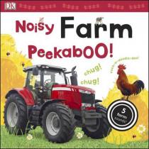 Noisy Farm Peekaboo! by DK, 9780241199503