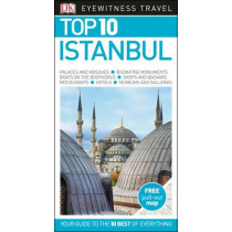 DK Eyewitness Top 10 Istanbul by DK Eyewitness, 9780241203446