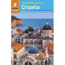 The Rough Guide to Croatia (Travel Guide) by Rough Guides, 9780241204399