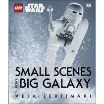 LEGO (R) Star Wars (TM) Small Scenes From a Big Galaxy by Vesa Lehtimaki, 9780241206676