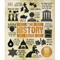 The History Book: Big Ideas Simply Explained by DK, 9780241225929