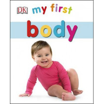 My First Body by DK, 9780241237595