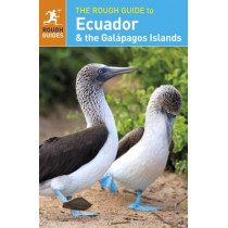 The Rough Guide to Ecuador & the Galapagos Islands (Travel Guide) by Rough Guides, 9780241245743