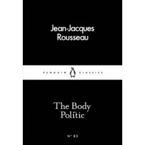 The Body Politic by Jean-Jacques Rousseau, 9780241252017
