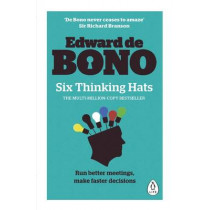 Six Thinking Hats by Edward De Bono, 9780241257531