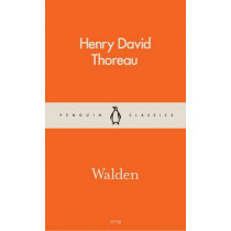 Walden by Henry Thoreau, 9780241261859