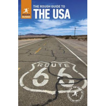 The Rough Guide to the USA (Travel Guide) by Rough Guides, 9780241271025