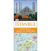 DK Eyewitness Istanbul Pocket Map and Guide by DK, 9780241273654