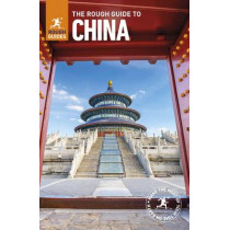 The Rough Guide to China (Travel Guide) by Rough Guides, 9780241274002