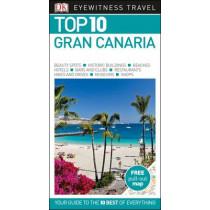 DK Eyewitness Top 10 Gran Canaria by DK, 9780241276365
