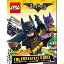 The LEGO (R) BATMAN MOVIE The Essential Guide by Julia March, 9780241279496