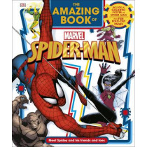 The Amazing Book of Marvel Spider-Man by DK, 9780241285374