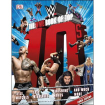 The WWE Book of Top 10s by Dean Miller, 9780241288139