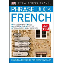 Eyewitness Travel Phrase Book French: Essential Reference for Every Traveller by DK, 9780241289365