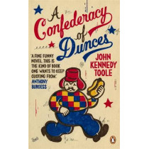 A Confederacy of Dunces by John Kennedy Toole, 9780241951590