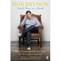Small Man in a Book by Rob Brydon, 9780241954829