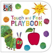 The Very Hungry Caterpillar: Touch and Feel Playbook: Eric Carle by Eric Carle, 9780241959565