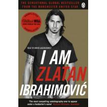 I Am Zlatan Ibrahimovic by Zlatan Ibrahimovic, 9780241966839