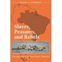 Slaves, Peasants, and Rebels: RECONSIDERING BRAZILIAN SLAVERY by Stuart B. Schwartz, 9780252065491