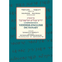 Comprehensive Yiddish-English Dictionary by Solon Beinfeld, 9780253009838