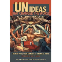 UN Ideas That Changed the World by Richard Jolly, 9780253221186