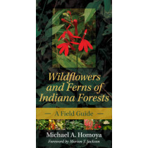 Wildflowers and Ferns of Indiana Forests: A Field Guide by Marion T. Jackson, 9780253223258
