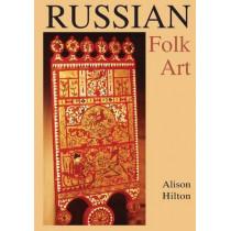 Russian Folk Art by Alison Hilton, 9780253223357