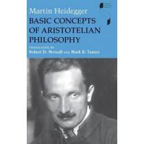 Basic Concepts of Aristotelian Philosophy by Martin Heidegger, 9780253353498
