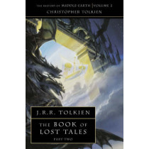The Book of Lost Tales 2 (The History of Middle-earth, Book 2) by J. R. R. Tolkien, 9780261102149