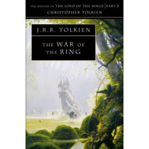 The War of the Ring (The History of Middle-earth, Book 8) by Christopher Tolkien, 9780261102231