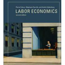 Labor Economics by Pierre Cahuc, 9780262027700