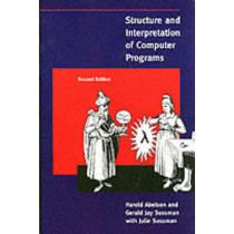 Structure and Interpretation of Computer Programs by Harold Abelson, 9780262510875