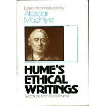 Hume's Ethical Writings: Selections from David Hume by Alasdair MacIntyre, 9780268010737