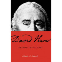 David Hume: Reason in History by Claudia M. Schmidt, 9780271022642