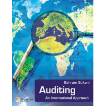 Auditing: An International Approach by Bahram Soltani, 9780273657736