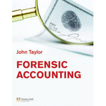 Forensic Accounting by John Taylor, 9780273722960