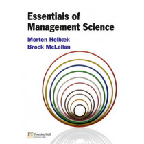 Essentials of Management Science by Morten Helbaek, 9780273725053