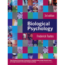 Biological Psychology by Fred Toates, 9780273734994