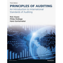 Principles of Auditing: An Introduction to International Standards on Auditing by Rick Hayes, 9780273768173