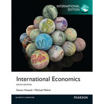 International Economics: International Edition by Steven L. Husted, 9780273768289
