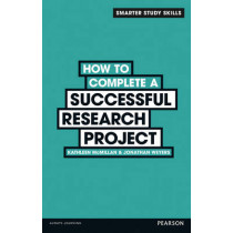 How to Complete a Successful Research Project by Kathleen McMillan, 9780273773924