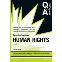 Law Express Question and Answer: Human Rights by Howard Davis, 9780273783398