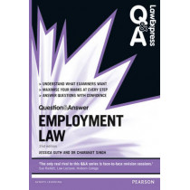 Law Express Question and Answer: Employment Law by Jessica Guth, 9780273783718