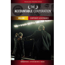 The Accountable Corporation [4 volumes] by Marc J. Epstein, 9780275984915