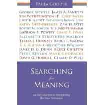 Searching for Meaning: An Introduction to Interpreting the New Testament by Paula Gooder, 9780281058358