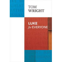 Luke for Everyone by Tom Wright, 9780281071906