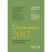 Common Worship Lectionary 2017, 9780281075546
