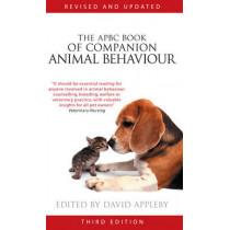 The APBC Book of Companion Animal Behaviour by David Appleby, 9780285643406