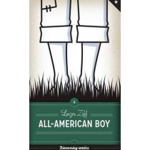 All-American Boy by Larzer Ziff, 9780292738928