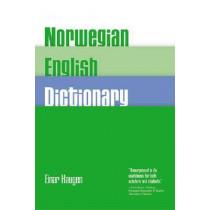 Norwegian-English Dictionary by Einar Haugen, 9780299038748